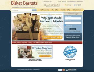 bisketbasketsdropshipping.com screenshot