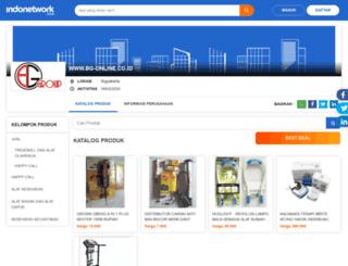 bisnisgrosircom.indonetwork.co.id screenshot