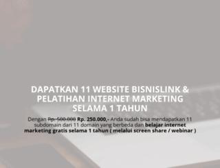 bisnislink.com screenshot