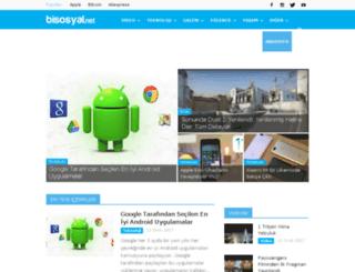 bisosyal.net screenshot