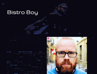 bistroboy.net screenshot