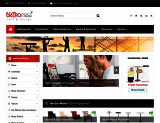 bistromasa.com screenshot