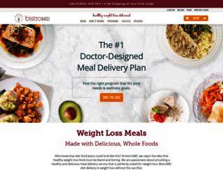 bistromd.com screenshot