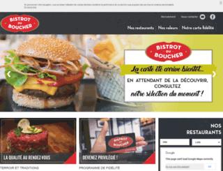 bistrotduboucher.fr screenshot