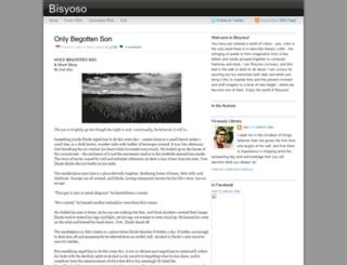 bisyoso.blogspot.com screenshot