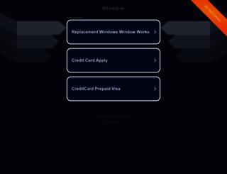 bit-card.de screenshot