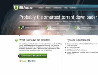 bitamaze.com screenshot