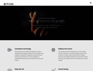 bitami.com screenshot