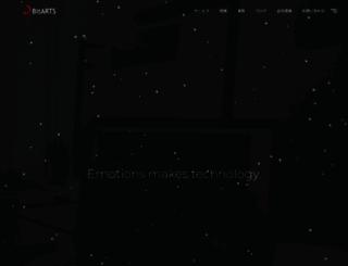 bitarts.jp screenshot