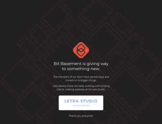 bitbasement.com screenshot
