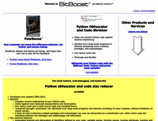 bitboost.com screenshot