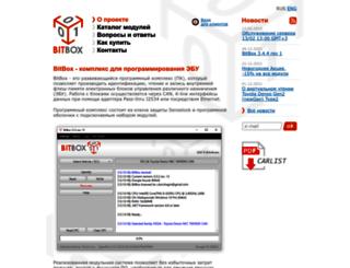 bitbox.ru screenshot