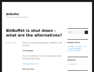 bitbuffet.com screenshot