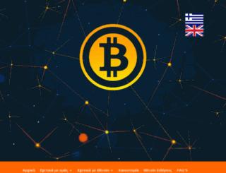 bitcoincommunity.gr screenshot
