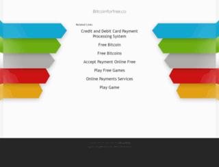 bitcoinforfree.co screenshot
