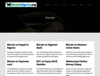 bitcoinnigeria.org screenshot