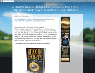 bitcoinsfastandeasy.blogspot.mx screenshot