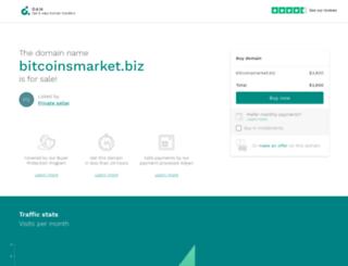 bitcoinsmarket.biz screenshot