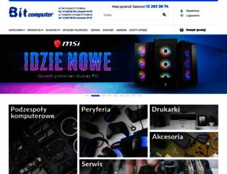 bitcomputer.pl screenshot
