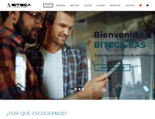 biteca.com screenshot