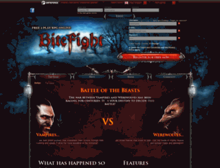 bitefight.co.il screenshot