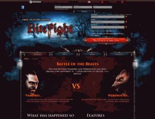 bitefight.in screenshot