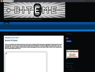 biteme-northampton.blogspot.co.uk screenshot