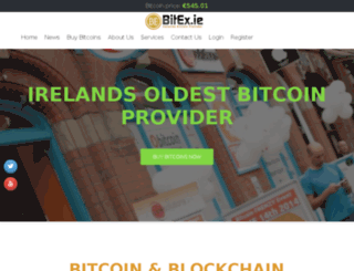 bitex.ie screenshot