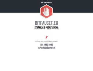 bitfaucet.eu screenshot