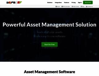 bitfit.com screenshot