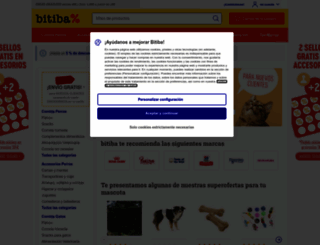 bitiba.es screenshot