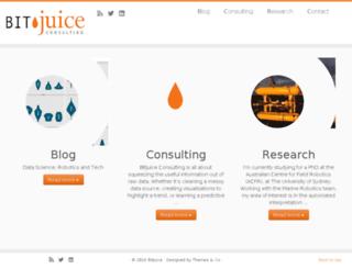 bitjuice.com.au screenshot