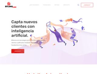 bitlonia.com screenshot