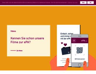 bitmarck-software.de screenshot