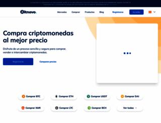 bitnovo.com screenshot