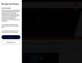 bitplane.com screenshot