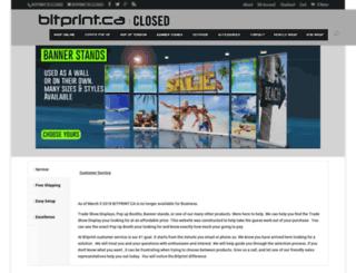 bitprint.ca screenshot