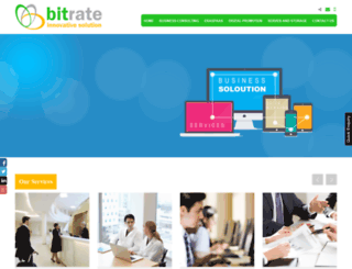 bitrate.co.in screenshot