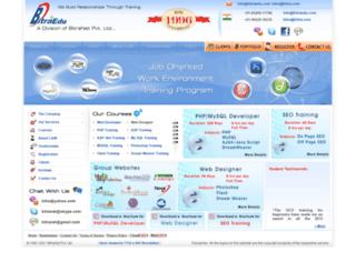 bitratraining.com screenshot