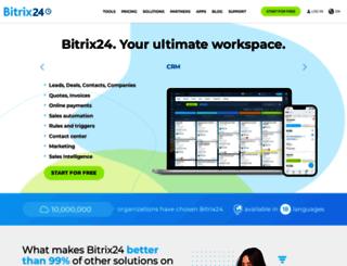 bitrix24.in screenshot