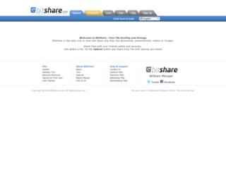 bitshare.com screenshot