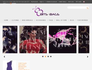 bitsnbags.com screenshot