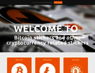 bitstickers.net screenshot
