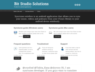 bitstudio.eu screenshot