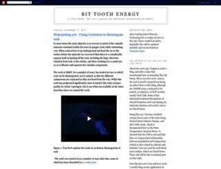bittooth.blogspot.com screenshot
