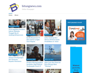 bitungnews.com screenshot