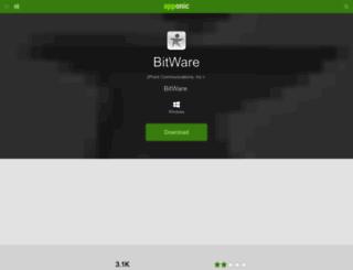 bitware.apponic.com screenshot