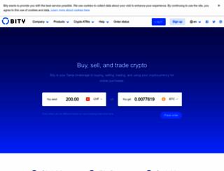 bity.com screenshot