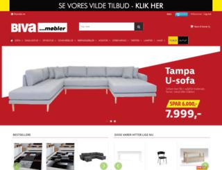 biva.dk screenshot