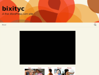 bixityc.wordpress.com screenshot